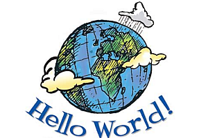 Hello World!: Computer Programming for Kids and Other Beginners 英文PDF_Python教程